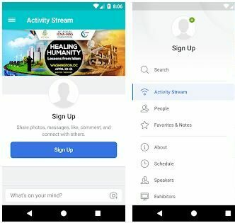 Mobile App – ICNA Convention